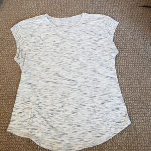 Lululemon top size 8 white